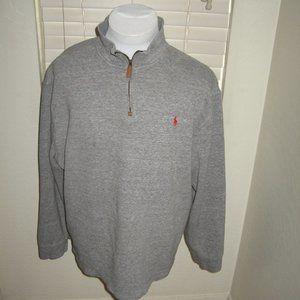 Polo Ralph Lauren 1/4 Zip Pullover XXL